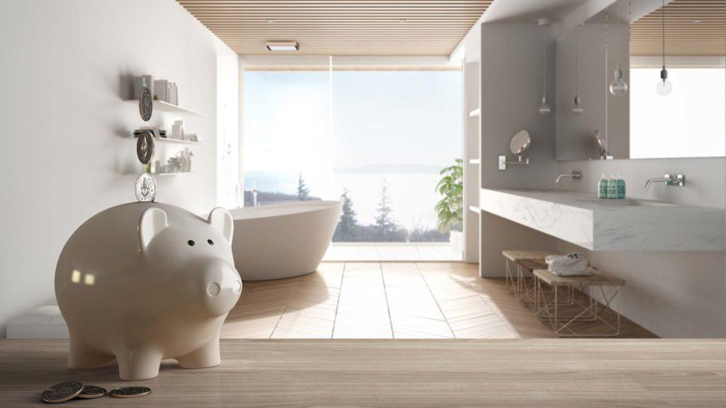 7 grunner til å reparere badet